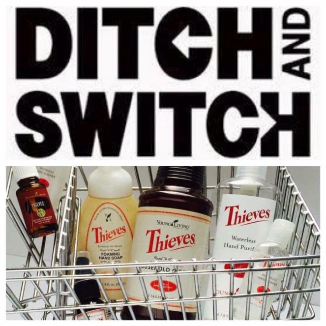 ditch and switch