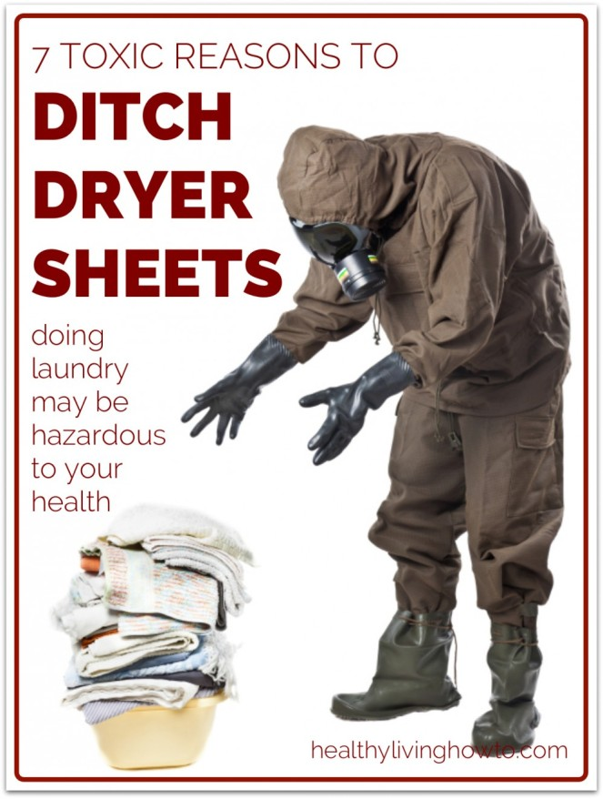 ditch dryer sheets