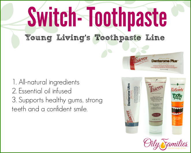 switch toothpaste
